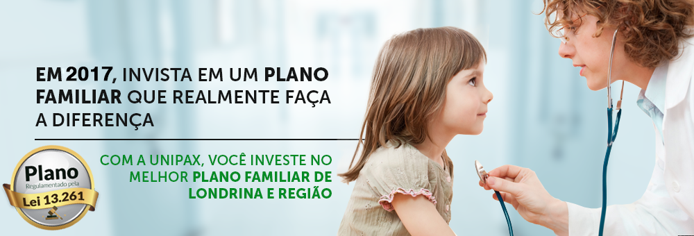 Plano familiar Unipax
